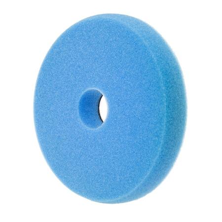 RRC CLASSIC DA Niebieska Twarda gąbka polerska 135mm / Pad polerski