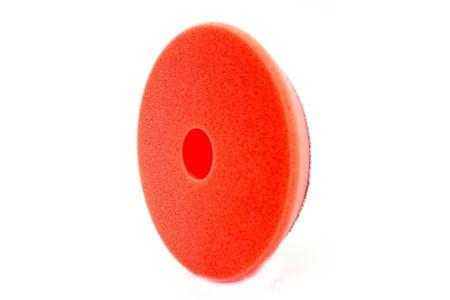 RRC PRO DA Czerwona Średnio Miękka gąbka polerska 150mm/ Pad polerski