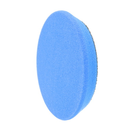 RRC PRO Niebieska Twarda gąbka polerska 150mm / Pad polerski